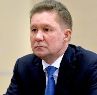 俄气总裁:俄气解除与乌油气的合同将不会影响到对欧天然气过境运输