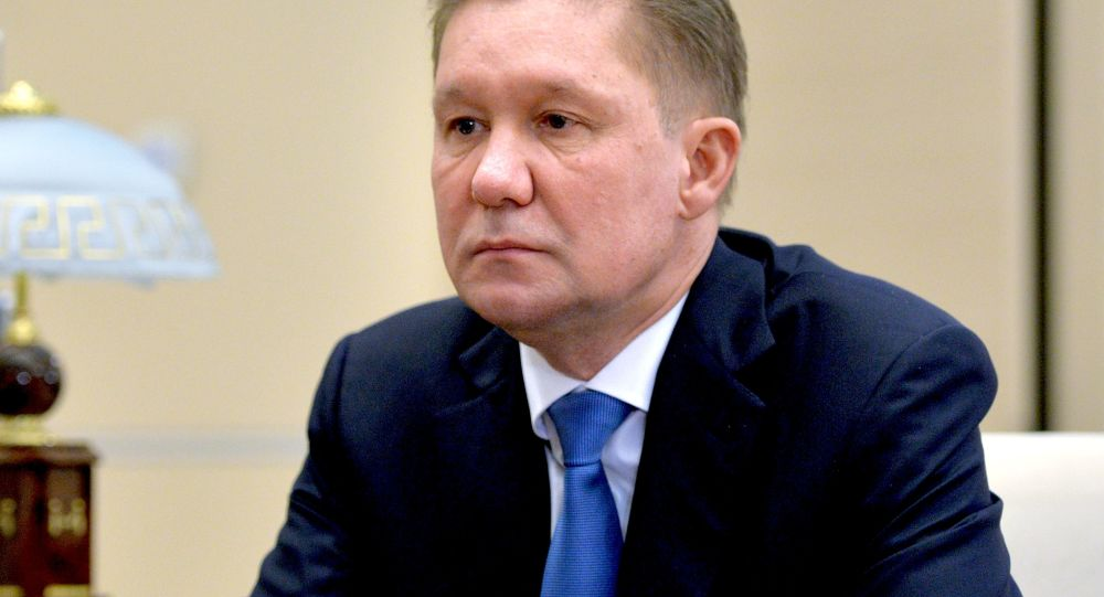 俄氣總裁:俄氣解除與烏油氣的合同將不會影響到對歐天然氣過境運輸