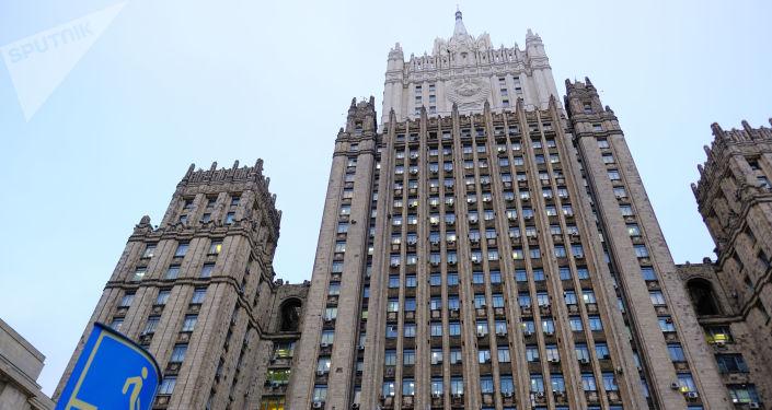 俄外交部:英國就斯克里帕爾中毒案向俄方提出的最後通牒不可接受
