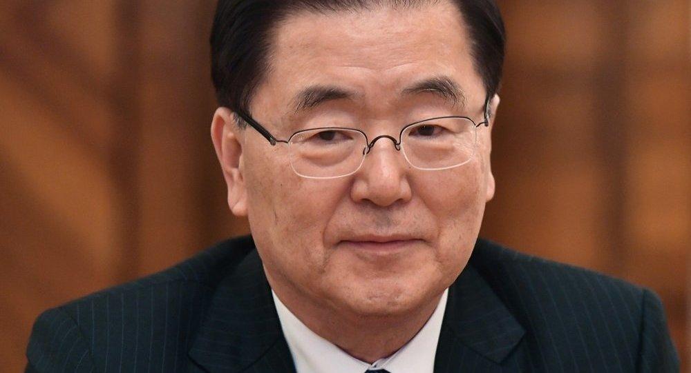 韓國總統特使稱首爾贊賞俄方為爭取實現朝鮮半島和平發揮的作用