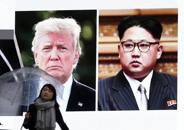 美国朝鲜问题前特使:特朗普很快同意会晤出乎朝鲜意料
