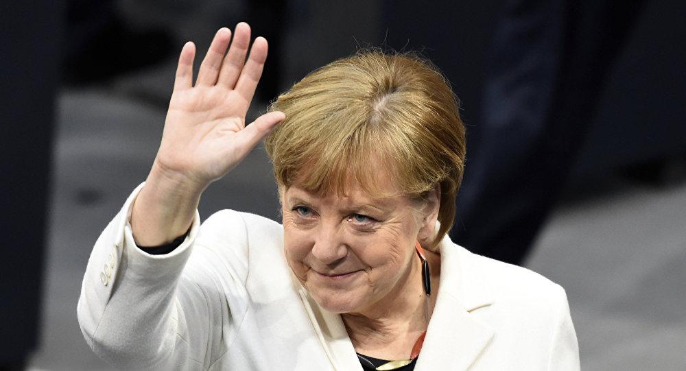 德国总理默克尔将于5月24日-25日访华