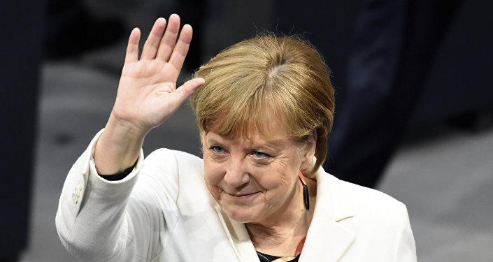 默克爾第四次出任德國總理