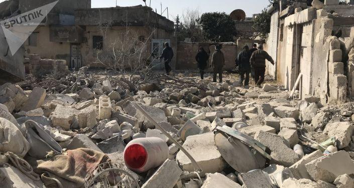 土耳其总统:土军或于14日晚前夺取叙阿夫林地区