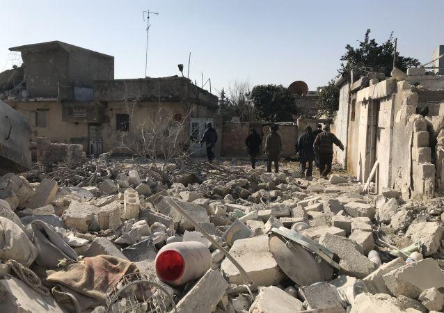 土耳其總統:土軍或於14日晚前奪取敘阿夫林地區