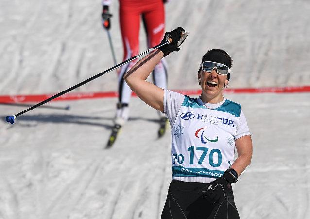 俄罗斯选手米列宁娜获越野滑雪短距离冠军