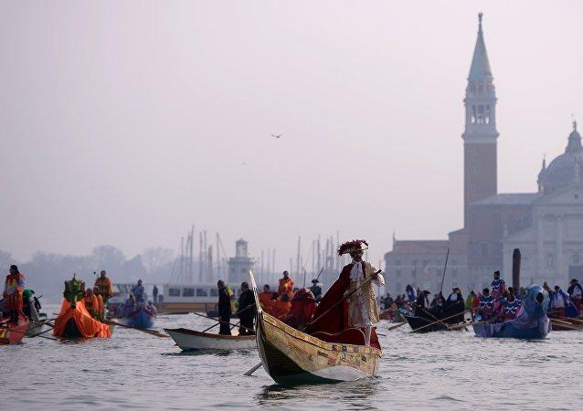 威尼斯传奇酒店将执行60年前客房价 一晚只要4欧!