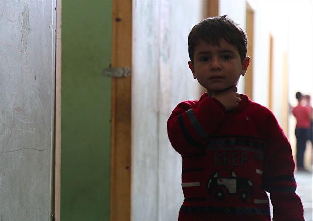 叙利亚人正从约旦回家 一天内有112名难民入叙