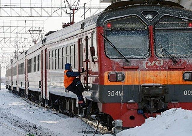 俄罗斯铁路设备出口到9个国家