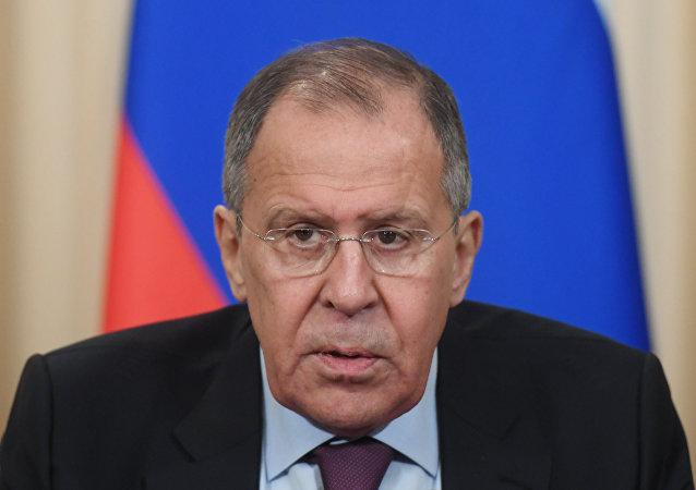 俄外長:俄中兩國反對修改伊朗核協議
