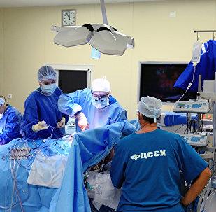 心血管外科聯邦中心手術室