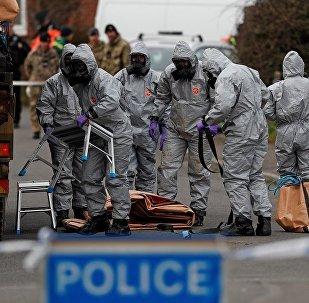 禁化武组织总干事:令斯克里帕利中毒的毒剂剂量为50-100克