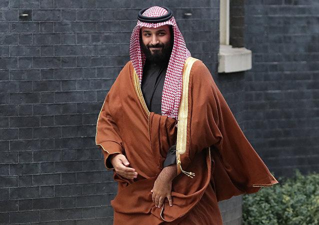沙特王储承认以色列有权拥有自己的土地