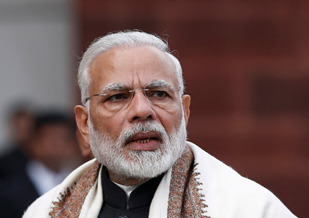 印度总理莫迪或在上合组织青岛峰会前另行访华
