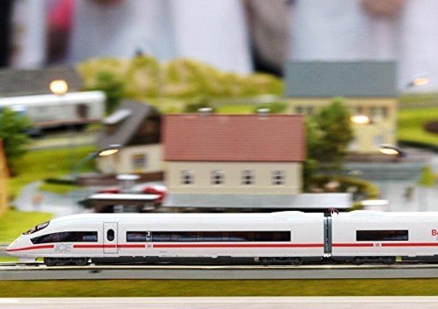 俄交通部:西班牙称有意参与莫喀高铁项目