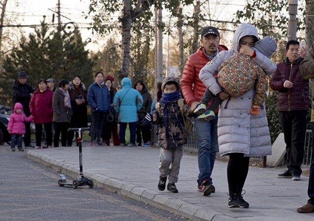 中国女人不急于生二胎