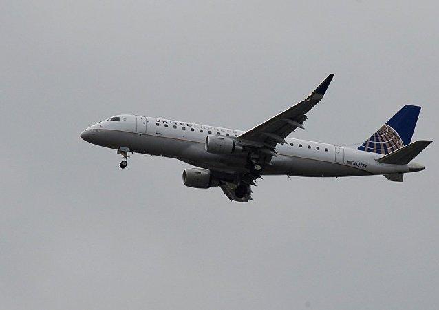 美国联合航空公司飞机