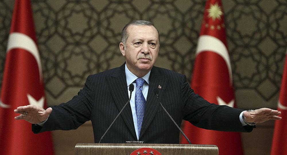埃尔多安:土耳其军队在叙利亚反对派的支持下已经完全控制阿夫林