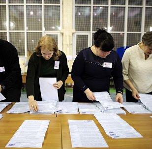 俄中選委稱俄總統選舉期間未發生能影響選舉結果的違規情況
