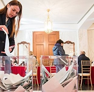 上合組織觀察團長稱俄總統大選境外組織工作史無前例