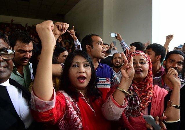孟加拉國最高法院暫停執行有關保釋前總理齊亞的判決