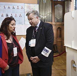 欧安组织议会大会对乌克兰阻止俄公民投票感到失望