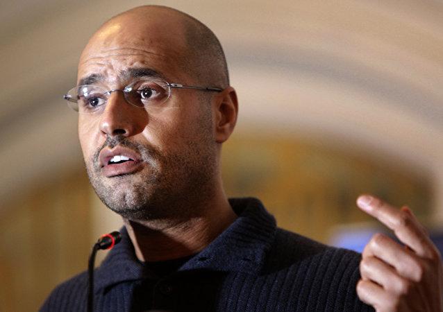 卡扎菲之子將參加利比亞總統選舉