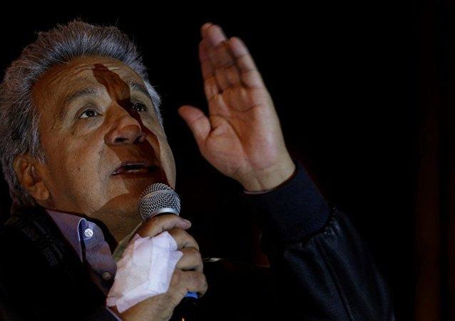 厄瓜多尔总统宣布即将撤销国家情报局