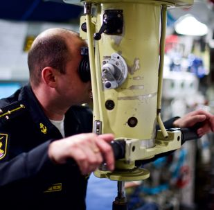 """世界上最安静的潜艇——""""诺沃罗西斯克""""号"""