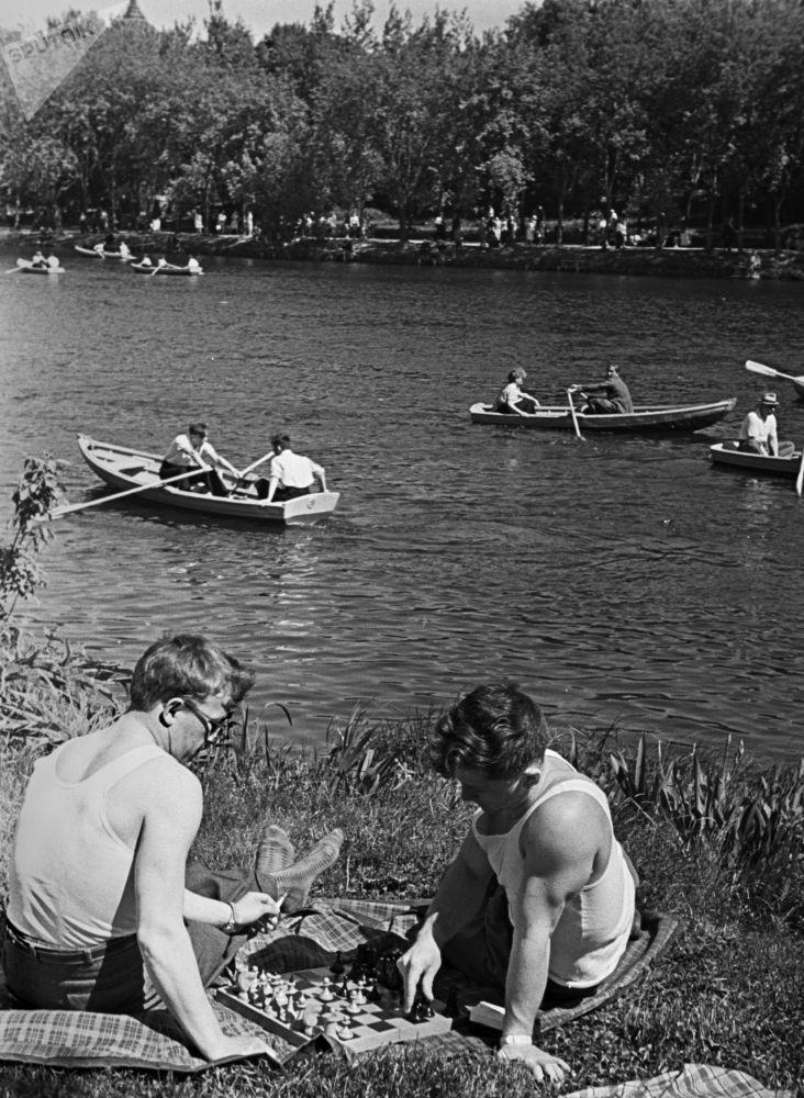 苏联时期的休闲方式