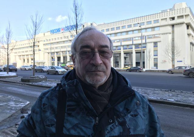 俄罗斯军用毒剂研究员列昂尼德∙林克