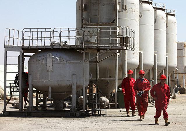專家:在爭奪伊拉克石油中中國打敗美國