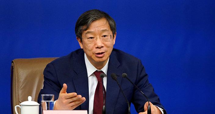 中国人民银行行长易纲
