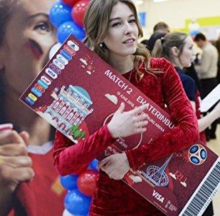 120国10万多名球迷已预订世界杯免费火车票