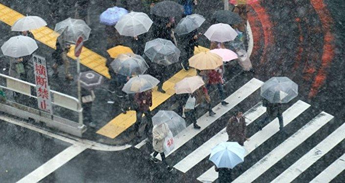 俄外長笑稱俄干涉日本天氣