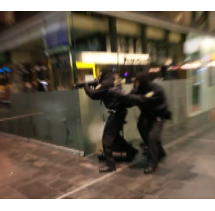 法蘭克福地鐵站舉行反恐演習