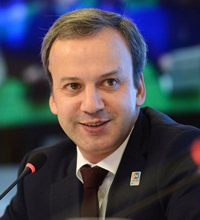 俄羅斯副總理德沃爾科維奇