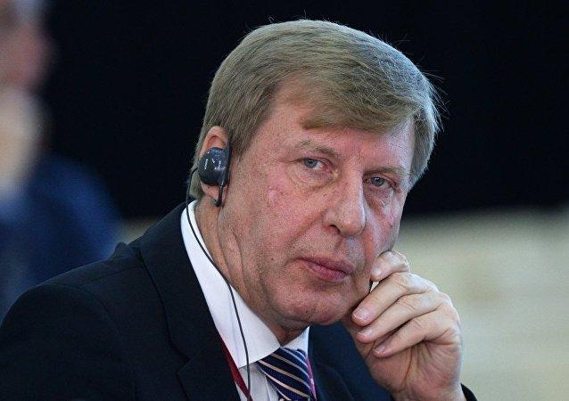 俄罗斯工商会副主席帕达尔科