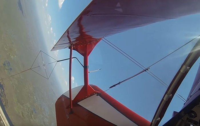 美國飛行員奇跡般在離地數米高度重啓熄火發動機
