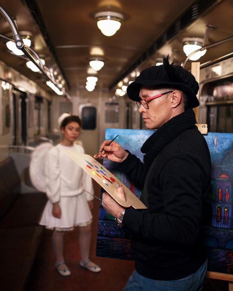 聖彼得堡地鐵美學