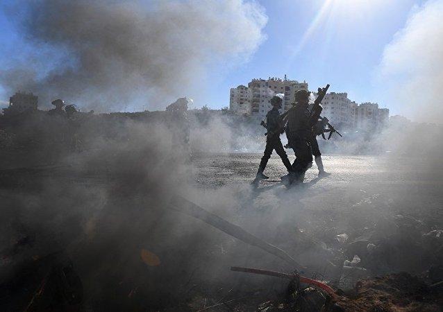 巴勒斯坦加沙地带警方已扣押袭击该国总理的主要嫌犯