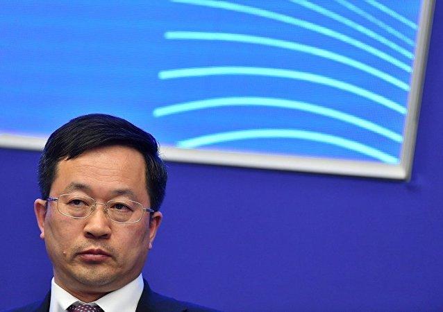 莫斯科格林伍德国际贸易中心 与中国诚通控股集团将建立中俄产业合作基金