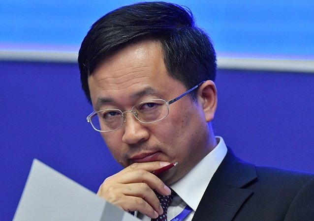 俄罗斯中国总商会会长:中小企业的发展是俄中经济关系的重要内容