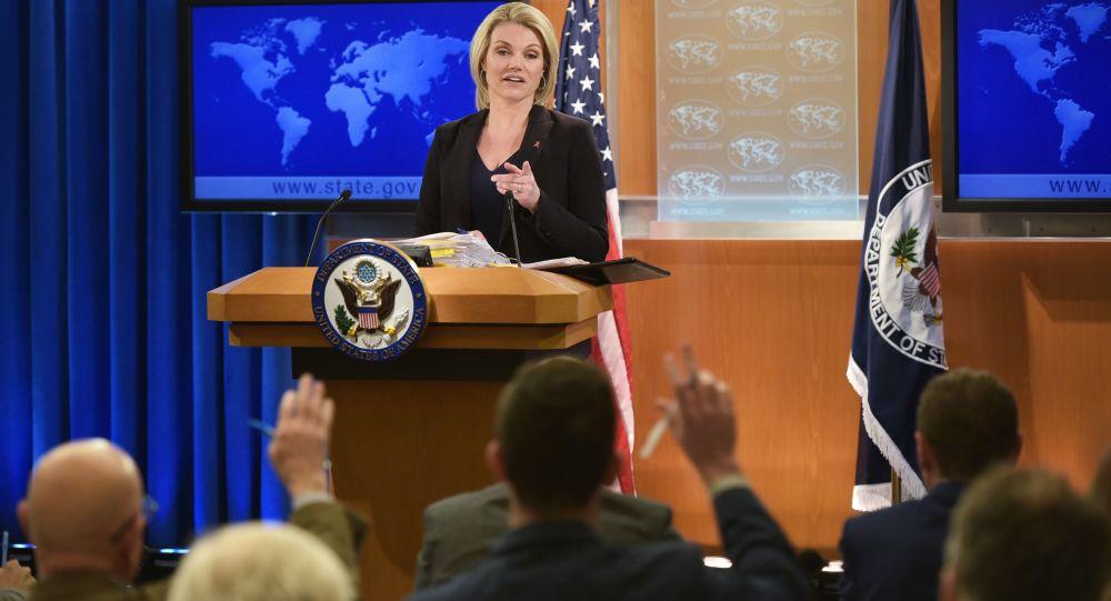 美国务院:美国与朝鲜政府就无核化问题一直保持接触