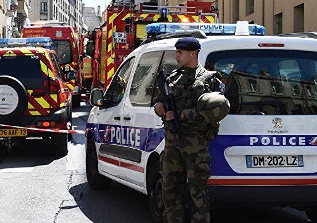 媒体:法国勒阿弗尔市劫持人质者被逮捕