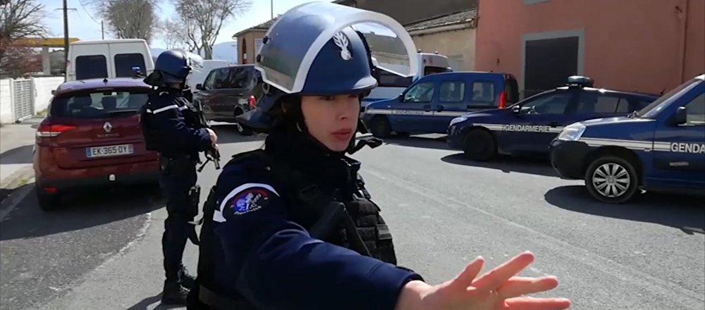 馬克龍:在法國南部的襲擊事件中有16人受傷