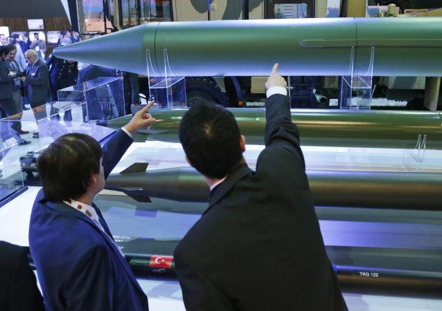 埃尔多安:土耳其2020年将获得首批自己生产的弹道导弹