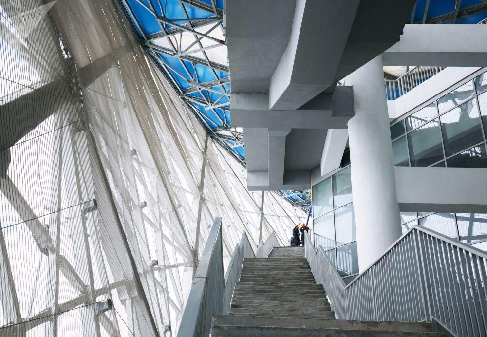伏尔加格勒竞技场