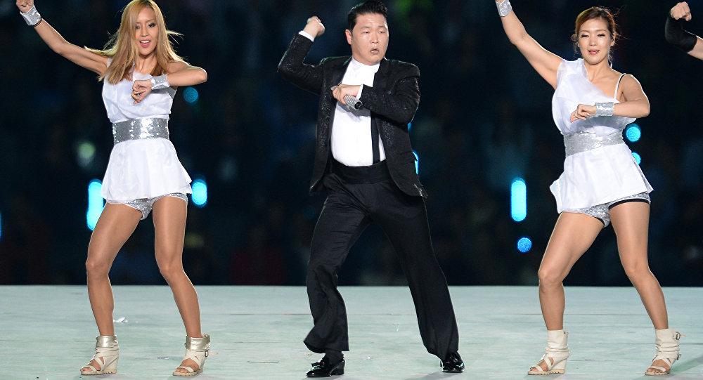 韩国决定派鸟叔赴朝演出