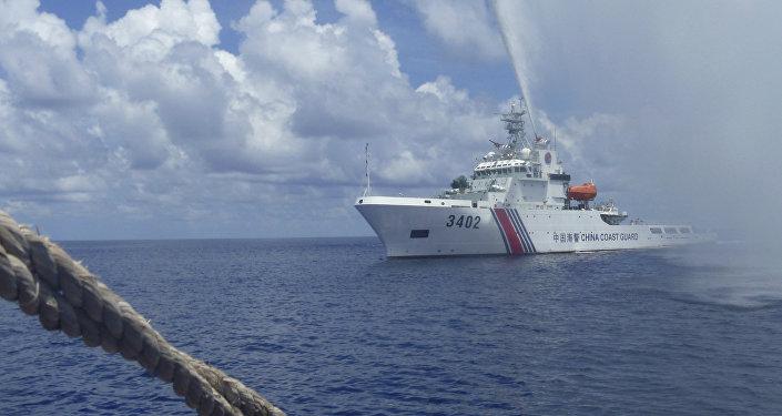 俄专家:海岸警卫队成为中国第二支海军舰队